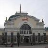 Железнодорожные вокзалы в Ветлуге