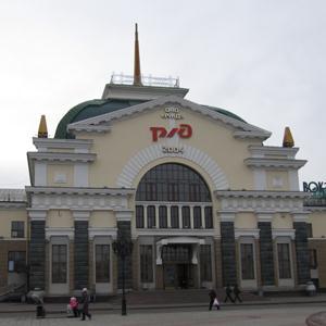 Железнодорожные вокзалы Ветлуги