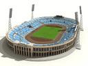 Физкультурно-оздоровительный комплекс Атлант - иконка «стадион» в Ветлуге